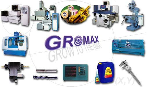GROMAX Enterprises Corporation proposes you optimal security and performance gained through our 20 years working experience in technological Know-How.
